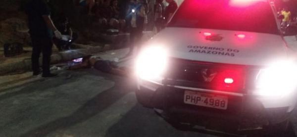 Homem é retirado à força de carro para ser morto no Tancredo Neves