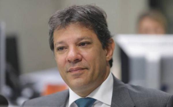 Candidato à Presidência, Haddad diz que 'eleição sem Lula é um erro'