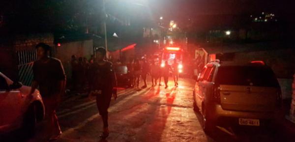 Criminosos tocam terror no bairro Santo Antônio e atiram em cinco pessoas