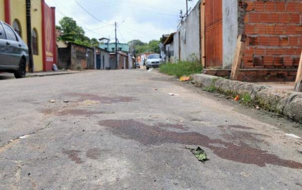 Estudante é executado na frente da namorada no bairro São José, em Manaus