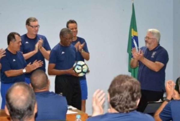 Ex-árbitro da CBF e FIFA perde a batalha contra o câncer e morre aos 54 anos