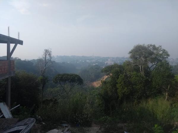 Região Metropolitana de Manaus e interior sofrem efeitos das queimadas