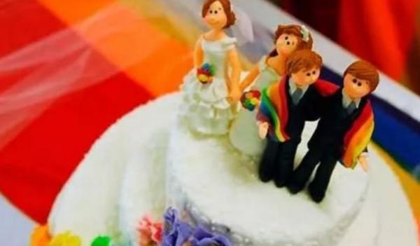 Casamento gay aumenta 10%, enquanto união entre homem e mulher recua