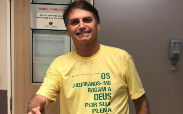 Exames e nova cirurgia para Bolsonaro