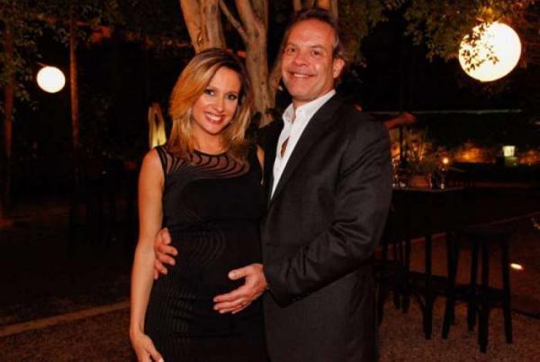 Luisa Mel anuncia o fim do casamento com Gilberto Zaborowsky