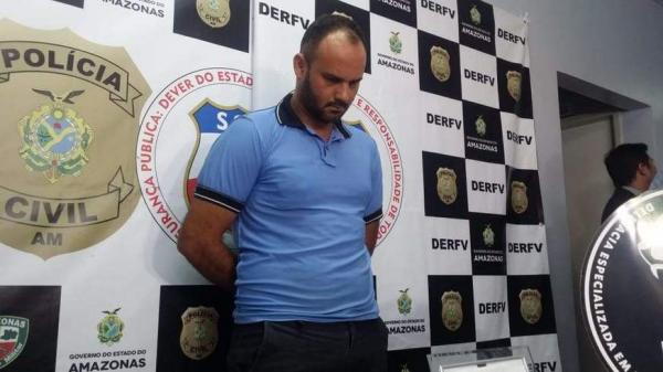 Polícia prende taxista suspeito de intermediar aluguel de armas para assaltos