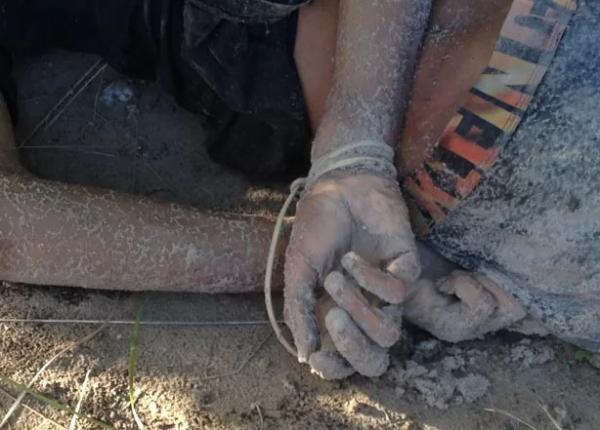 Com mãos amarradas e amordaçado, homem é executado no Cidade Nova