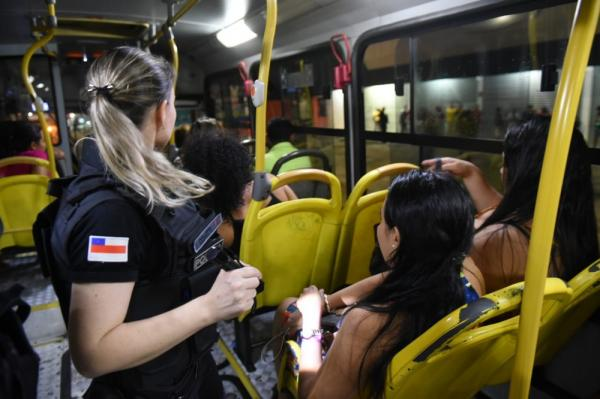 Número de assaltos em transportes públicos registra queda de 27% em 2018, diz SSP-AM
