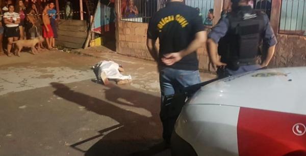 Suposto assaltante é morto por comparsas no Zumbi