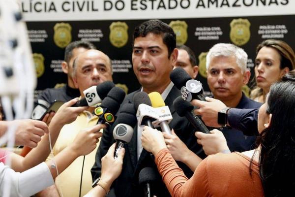 SSP-AM pede ajuda nacional para combate ao tráfico de drogas