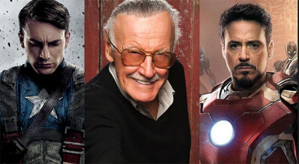 Stan Lee, criador dos personagens da Marvel, morre aos 95 anos
