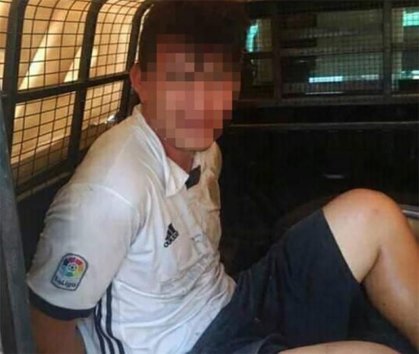 Preso suspeito de assaltar e estuprar mulher na avenida das Torres