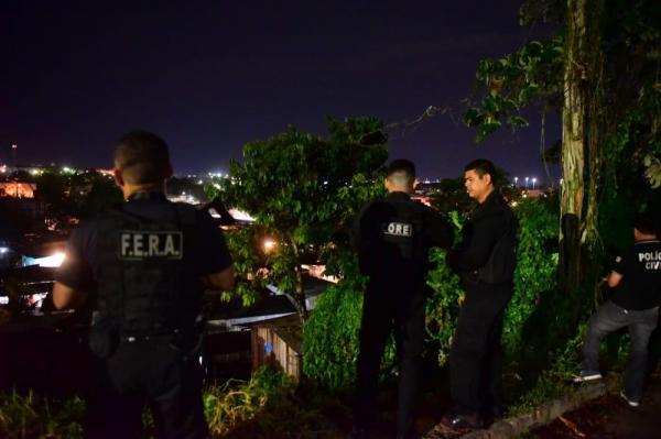 Ações policiais conjuntas resultam em mais de 440 operações ao longo de um ano, no AM