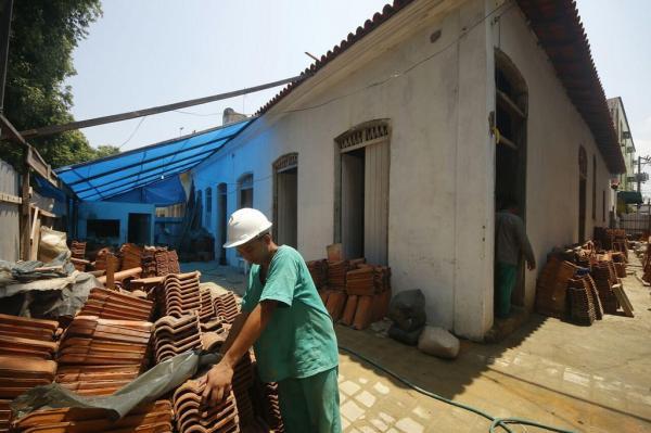 Prefeitura recebe propostas de ocupação das casas mais antigas da cidade