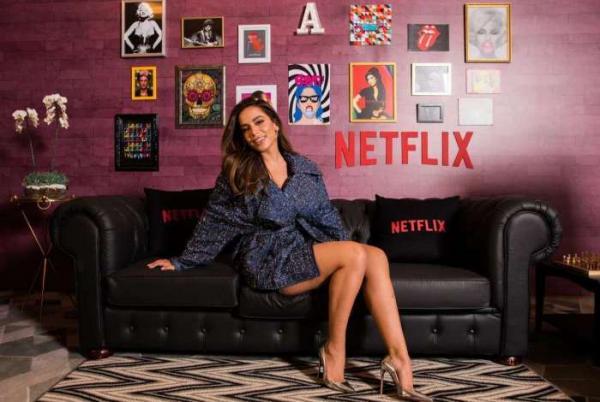 Anitta fala sobre bissexualidade e separação em série da Netflix