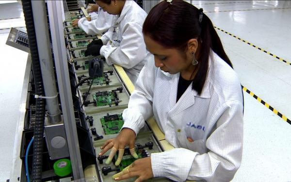 Polo Industrial de Manaus faturou mais de R$67 bi entre janeiro e setembro de 2018, diz Suframa