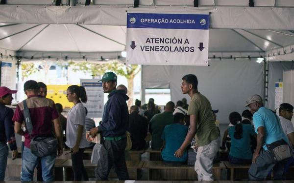 ONU anuncia US$ 738 milhões para países que recebem venezuelanos