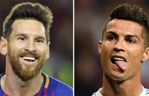 Messi e Cristiano Ronaldo podem assistir a final da Libertadores lado a lado