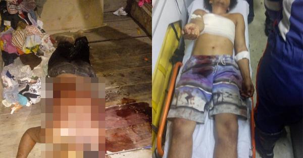 Sobrinho mata tio a facadas no Amazonas
