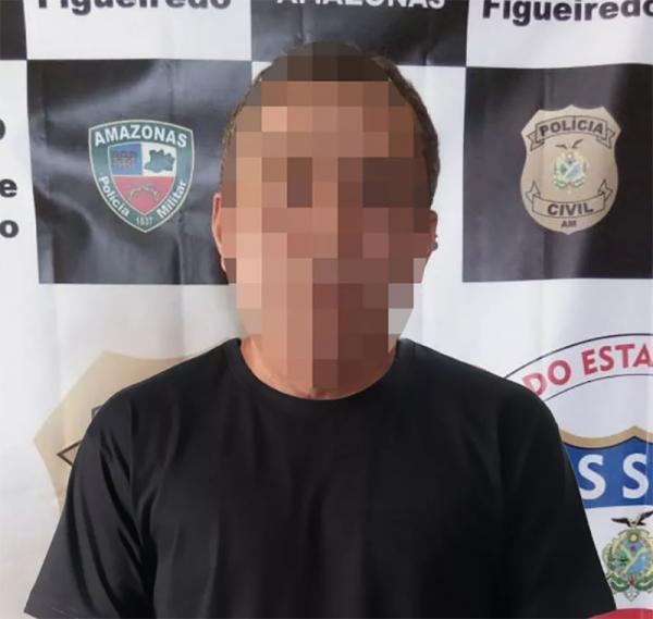 Divulgação/Polícia Civil do Estado do Amazonas