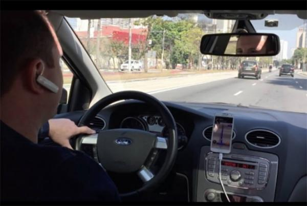 MP quer que Uber exija CPF de passageiros para o uso do app