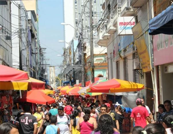 Número de roubos e furtos no Centro de Manaus aumentou em 2018, diz SSP