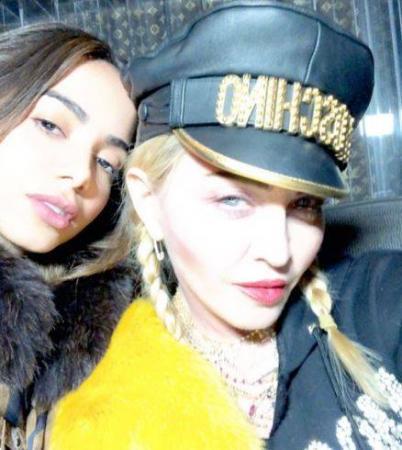 Anitta e Madonna? Foto das poderosas juntas agitam redes sociais
