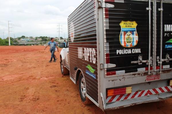 Corpo de homem é encontrado esquartejado em igarapé na Zona Centro-Sul de Manaus