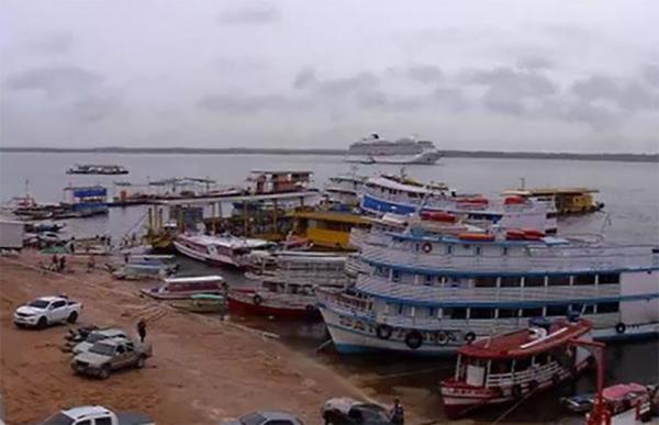 Marinha do Brasil intensifica fiscalizações de embarcações