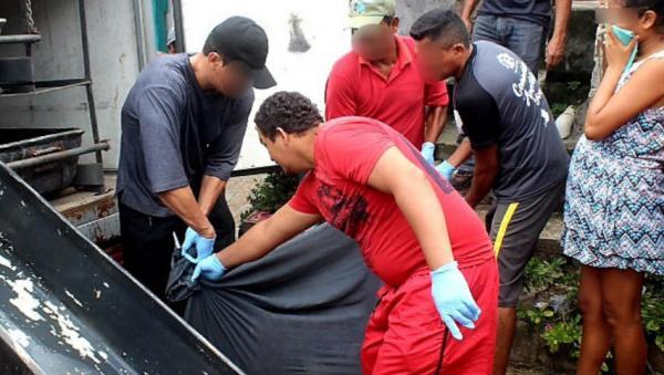 Grávida encontra corpo de tio com sinais de agressão em Manaus