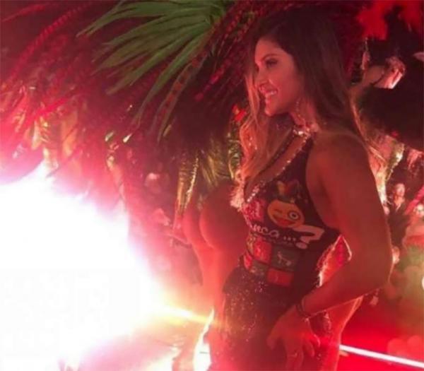 Kondzilla grava clipe da Grande Rio com Juliana Paes e Mileide Mihaile