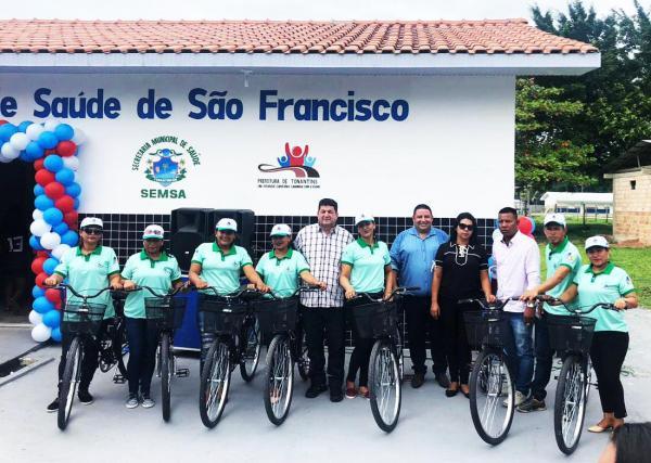 Prefeitura de Tonantins reinaugura nova estrutura da UBS São Francisco