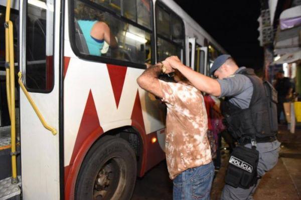 Em dez meses, Manaus registra mais de 2 mil roubos a ônibus