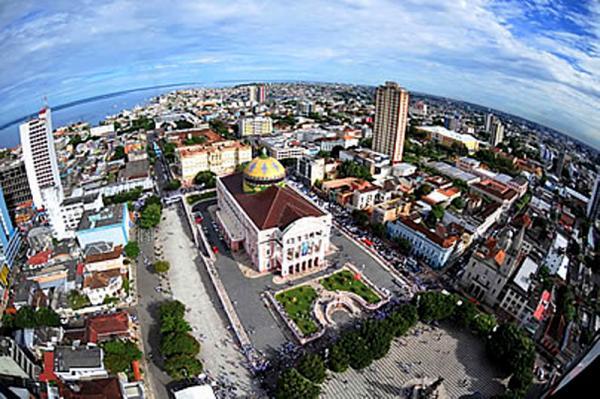 PIB de Manaus tem crescimento de 4,8%, mas capital cai em lista de concentração de riquezas
