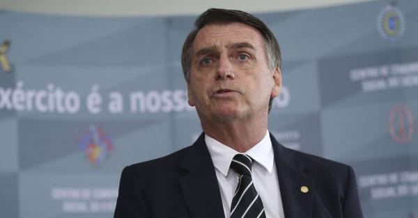 Bolsonaro defende disciplina e hierarquia ao inaugurar colégio militar