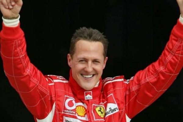 Após cinco anos, Schumacher não está mais em coma e não respira por aparelhos