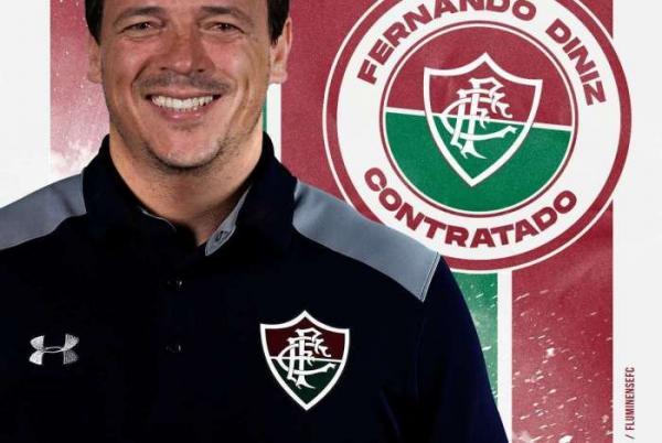 Fernando Diniz é anunciado como novo treinador do Fluminense