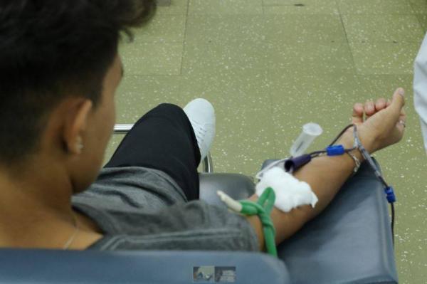 Fundação Hemoam convoca público para doação de sangue