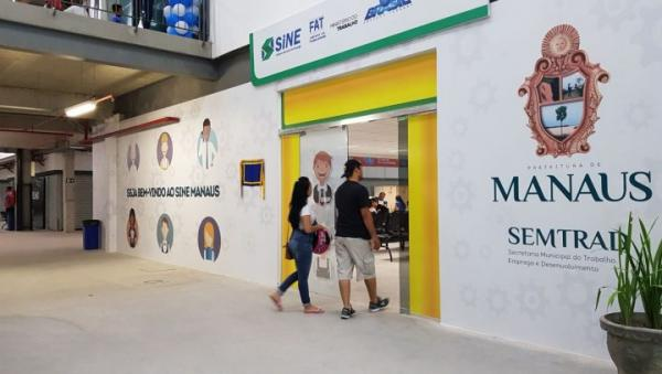 Sine Manaus seleciona para 14 vagas de emprego nesta quinta-feira