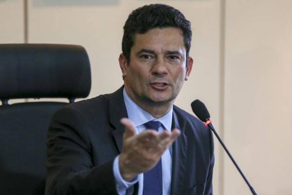 Após ameaças, Bolsonaro pede mais segurança para ministro Sérgio Moro
