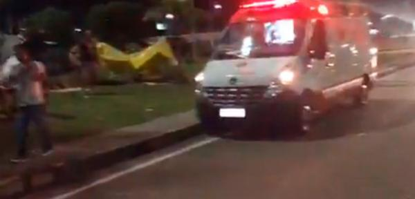 Venezuelano é esfaqueado na cabeça em rodoviária de Manaus
