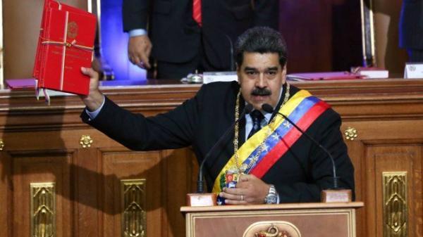 Em tensão com Brasil, Maduro ataca Bolsonaro: 'Hitler dos tempos modernos'