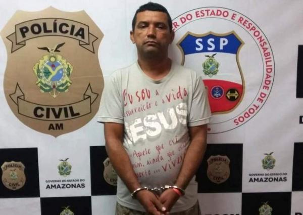 Motoboy é preso por espancar várias vezes a ex-esposa mesmo com medida protetiva