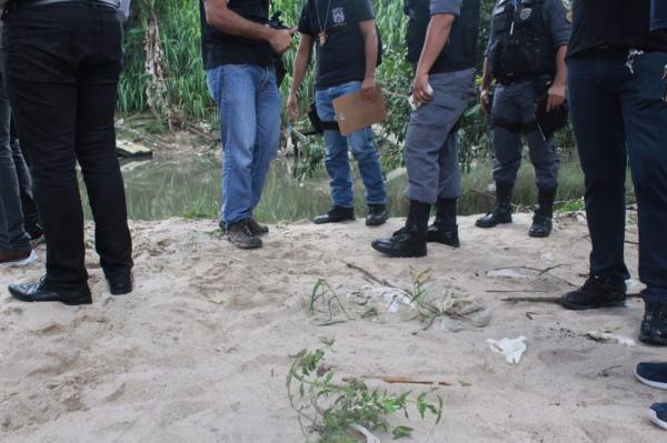 Corpo de homem é encontrado em igarapé na Zona Oeste de Manaus