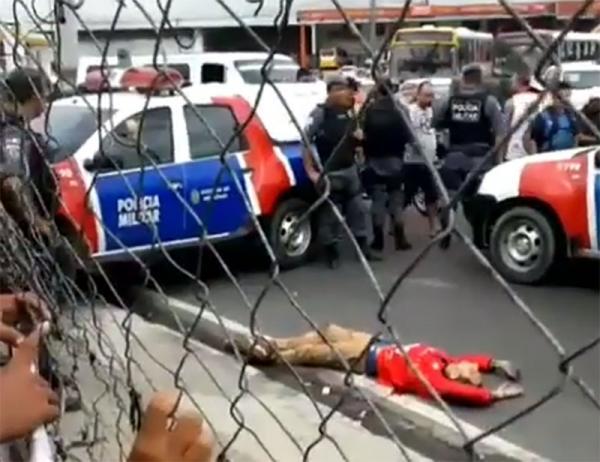 Assaltante é morto após tentar assaltar a lojas Bemol, Zona Leste de Manaus