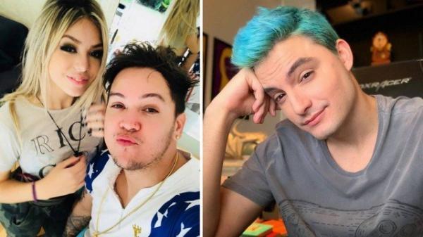 Pai de Mc Melody rebate Felipe Neto: 'Não tenho intenção de sexualizar minha filha'