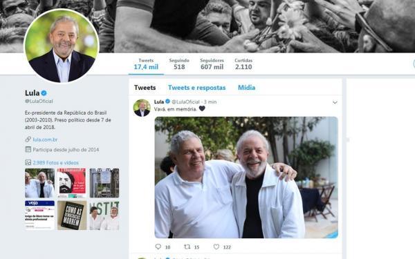 Lula vai deixar prisão para ir a velório