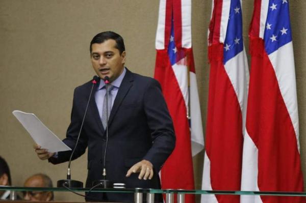 Wilson Lima diz que Estado vive maior crise da história e anuncia medidas