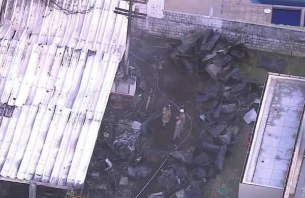 'Incêndio ocorreu no meu quarto', diz jogador sobrevivente de tragédia em alojamento no CT do Flamengo