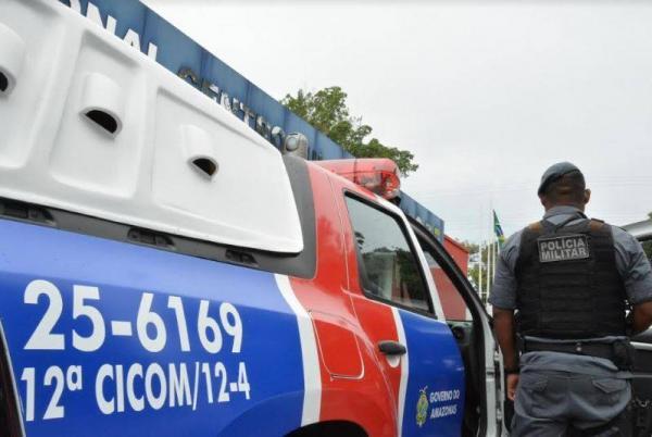PM prende 7 homens e recupera veículos em abordagens no AM
